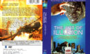 THE ART OF ILLUSION (1990) R1 DVD COVER & LABEL