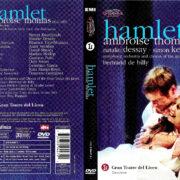 HAMLET AMBROISE THOMAS DVD COVER (2004) R1 DVD COVER