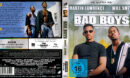 Bad Boys - Harte Jungs (1995) R2 German Custom 4K Covers & label