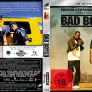 Bad Boys II (2003) R2 German Custom 4K UHD Covers & label