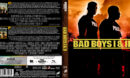 Bad Boys 1 + 2 R2 German Custom 4K UHD Covers & labels