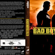 Bad Boys 1 + 2 R2 German Custom 4K UHD Covers & labels