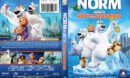 Norm of the North: Keys to the Kingdom (2018) R1 DVD Cover