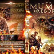 Mummy Reborn (2019) R1 Custom DVD Cover