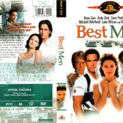 BEST MEN (1997) R1 DVD COVER & LABEL