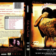 BETTER THAN CHOCOLATE (1999) R1 DVD COVER & LABEL