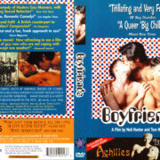 BOYFRIENDS (1996) R1 DVD COVER & LABEL