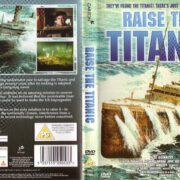 Raise the Titanic (1980) R2 DVD Cover & Label