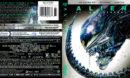 Alien (1979) 4K UHD COVER