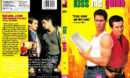 KISS ME GUIDO (1997) R1 DVD COVER & LABEL