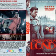 Once Upon A Time In London (2019) R0 Custom DVD Cover