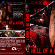 Hell Of A Night (2019) R0 Custom DVD Cover