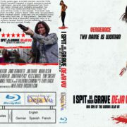 I Spit On Your Grave: Deja Vu (2019) R1 Custom Blu-Ray