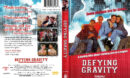 DEFYING GRAVITY (1997) R1 DVD COVER & LABEL