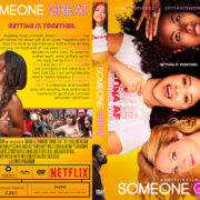 Someone Great (2019) R1 Custom DVD Cover