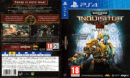 Warhammer 40000 Inquisitor Martyr FR/DE PS4 COVER