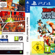 Asterix and Obelix XXL 2 GERMAN PS4 COVER