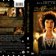 THE AFFAIR OF THE NECKLACE (2001) R1 DVD COVER & LABEL