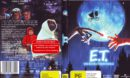 ET The Extra-Terrestrial (1982) R2 DVD Cover