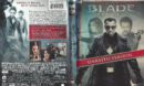 Blade Trinity Unrated (2004) R1 DVD Cover