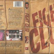 Fight Club (2000) R1 DVD Cover