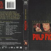 Pulp Fiction (1994) R1 DVD Cover