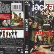 Jackass 2.5 (2007) R1 DVD Cover