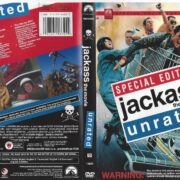 Jackass The Movie Unrated (2002) R1 DVD Cover