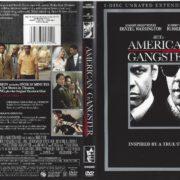 American Ganster (2007) R1 DVD Cover