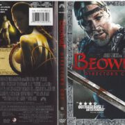 Beowulf Director's Cut (2007) R1 DVD Cover