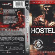 Hostel Part 2 Unrated Director's Cut (2007) R1 DVD Cover
