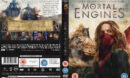 Mortal Engines (2019) R2 DVD Cover & Label