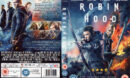 Robin Hood (2018) R2 DVD Cover & Label