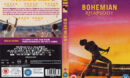 Bohemian Rhapsody (2018) R2 DVD Cover & Label