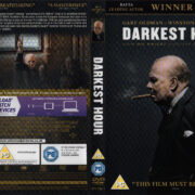 Darkest Hour (2018) R2 DVD Cover