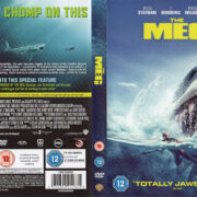 The Meg (2018) R2 DVD Cover