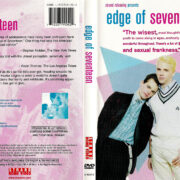 EDGE OF SEVENTEEN (2000) R1 DVD Cover & Label