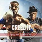 Creed II (2018) R1 Custom DVD Label