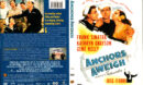 ANCHORS AWEIGH (2000) R1 DVD COVER & LABEL