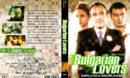 BULGARIAN LOVER (2003) R1 DVD COVER & LABEL