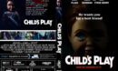 Child's Play (2019) R0 Custom DVD Cover