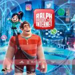 Ralph Breaks the Internet (2018) R1 Custom Label