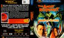 THE ANGRY RED PLANET (1960) R1 DVD COVER & LABEL