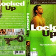 LOCKED UP (2004) R1 DVD COVER & LABEL