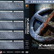 X-Men Collection R1 Custom DVD Cover