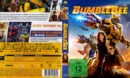 Bumblebee (2018) R2 German Custom Blu-Ray Covers & Label