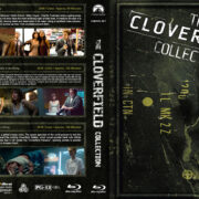 The Cloverfield Collection R1 Custom Blu-Ray Cover