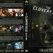 The Cloverfield Collection R1 Custom DVD Cover