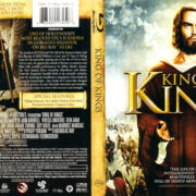 KING OF KINGS (1961) R1 BLU-RAY COVER & LABEL