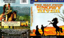THE MAN FROM SNOWY RIVER (1982) R1 DVD COVER & LABEL